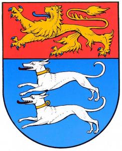 Von Carl Wenzel - Wappenbuch des Landkreises Hannover 1985 im Selbstverlag Seite 402 ff., Gemeinfrei, https://commons.wikimedia.org/w/index.php?curid=19145619